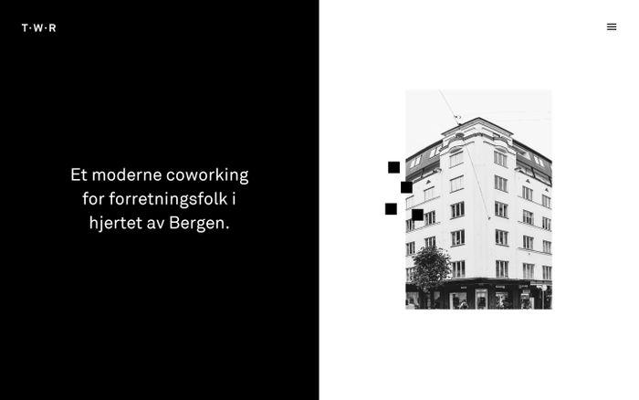 Screenshot of  TWR - Tower Bergen