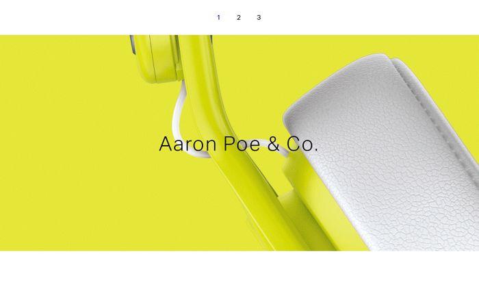Screenshot of AP&CO