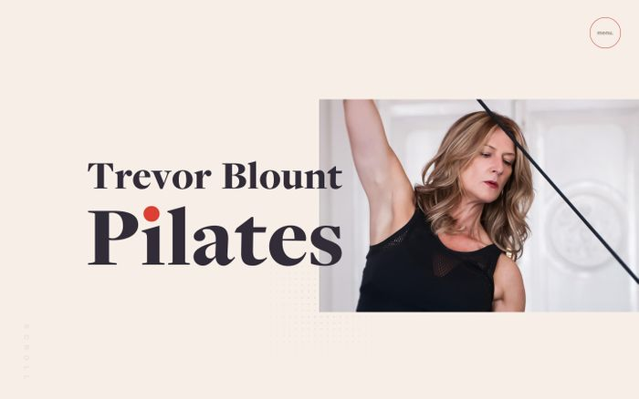 Screenshot of Trevor Blount Pilates: Pilates In South Kensington & Chelsea
