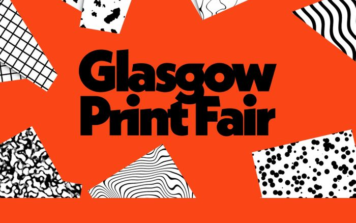 Screenshot of Glasgow Print Fair