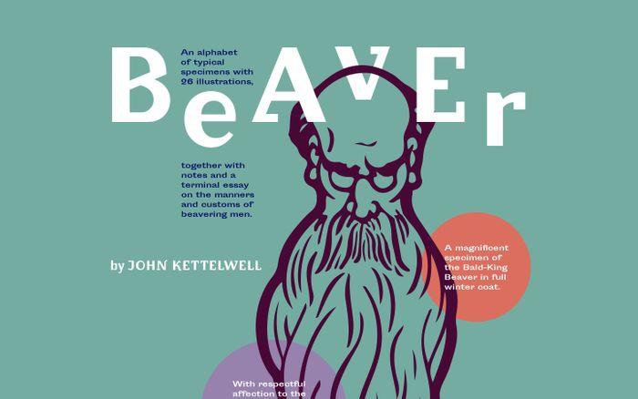 Screenshot of Beaver