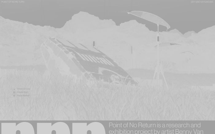 Screenshot of Point of No Return