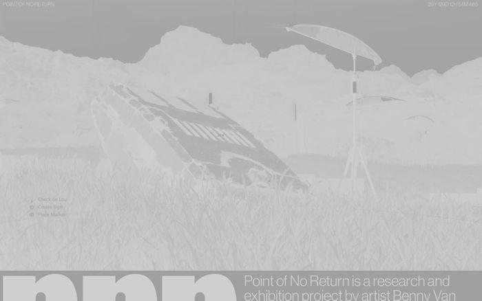Screenshot of Point of No Return