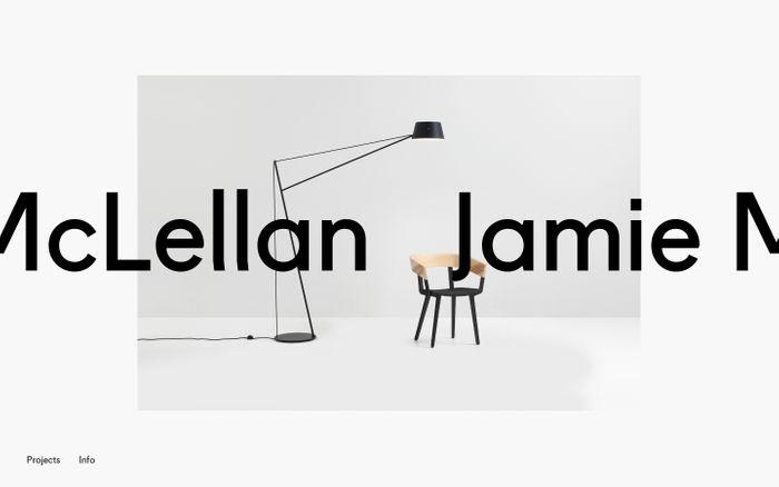 Screenshot of Jamie McLellan