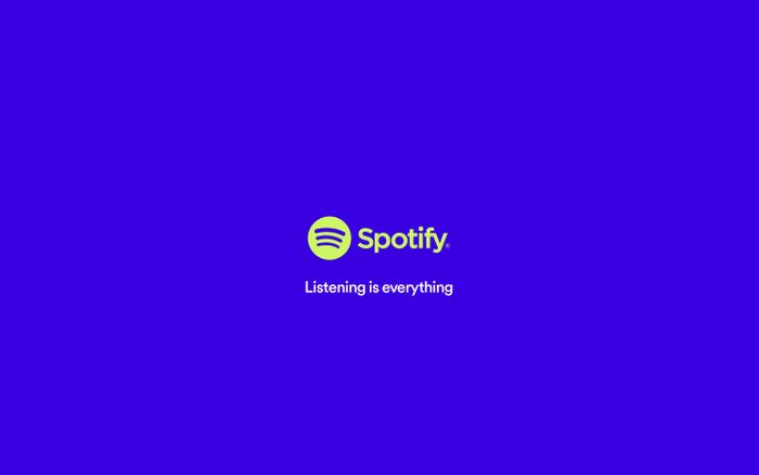 Screenshot of 2020 Wrapped - Year in Review | Spotify