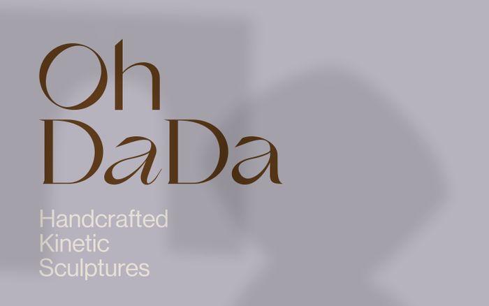 Screenshot of Ohdada website