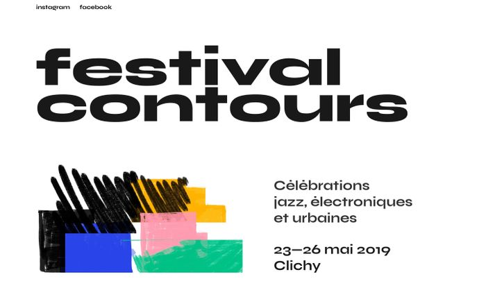 Screenshot of Festival Contours 2019 – 23-26 mai - Clichy