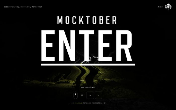 Screenshot of Mocktober 2019