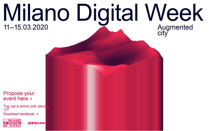 Screenshot of Milano Digital Week