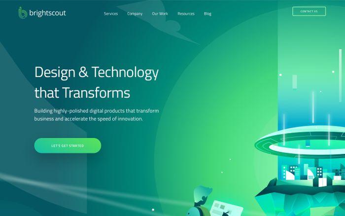 Screenshot of Austin Product Design Firm | App Development, Design, Strategy