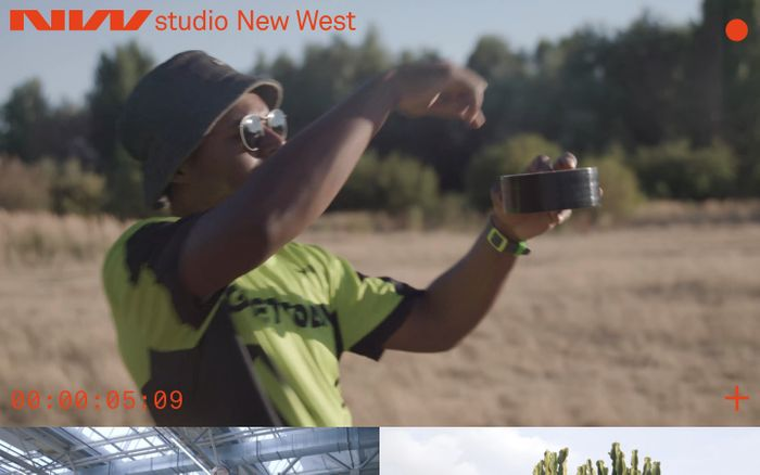 Screenshot of Homepage | Studio New West