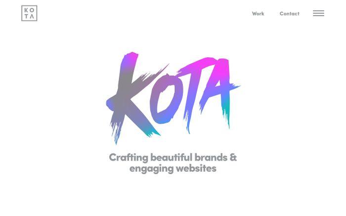 Screenshot of Creative Web Designers in London