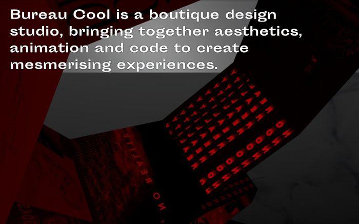 Screenshot of Bureau Cool