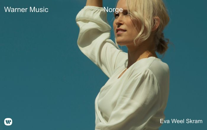 Screenshot of Homepage - Warner Music Norway