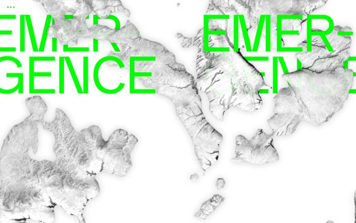 Screenshot of Emergence | Home