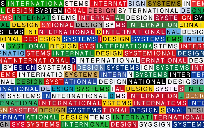 Screenshot of Design Systems International