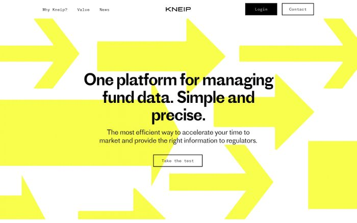 Screenshot of  Kneip