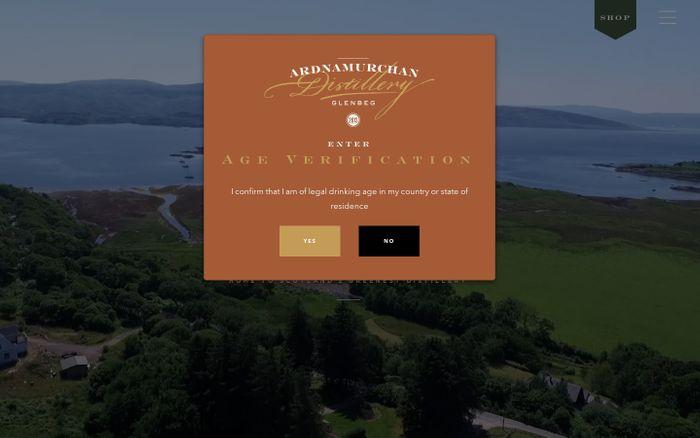 Screenshot of Adelphi Distillery | Fine Scottish Whisky