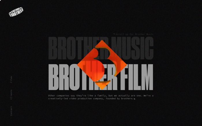 Screenshot of Brother Film