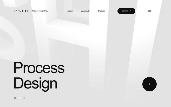 Screenshot of IDENTITY | DX・新規事業、SNSマーケティングの戦略設計から運用まで支援