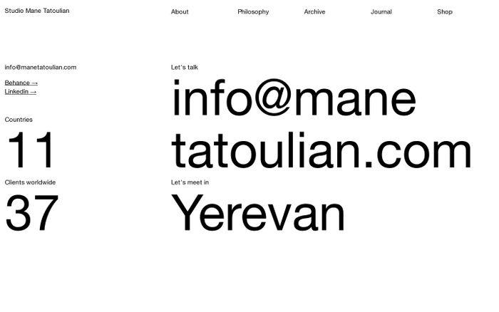 Screenshot of Mane