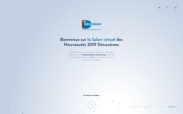 Screenshot of Décocéram
