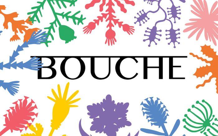 Screenshot of Bouche website