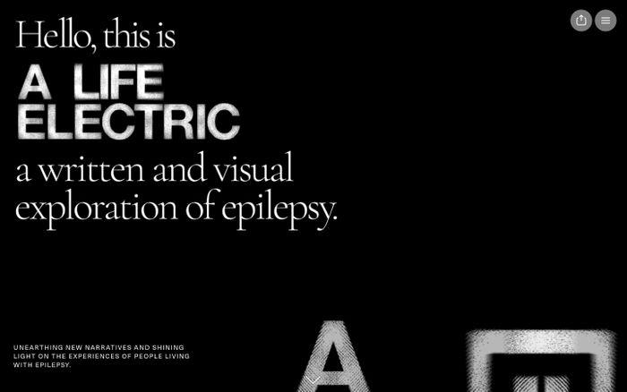 Screenshot of A Life Electric