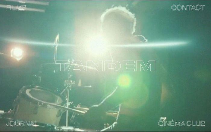 Screenshot of  Tandem