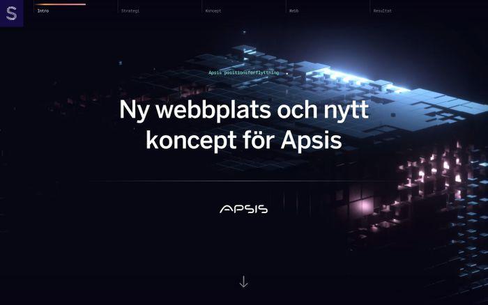 Screenshot of Case Apsis