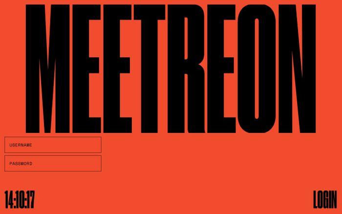 Screenshot of Meetreon - Meet people who inspire you