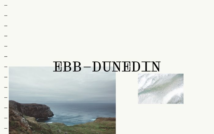 Screenshot of Ebb Dunedin – Come as you are, go as you please
