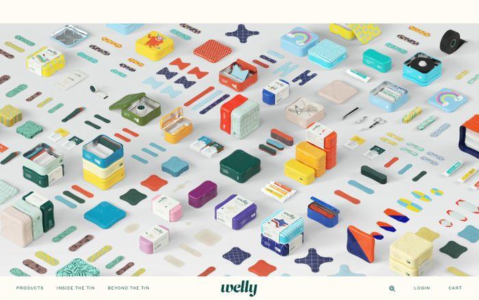 Screenshot of Welly
