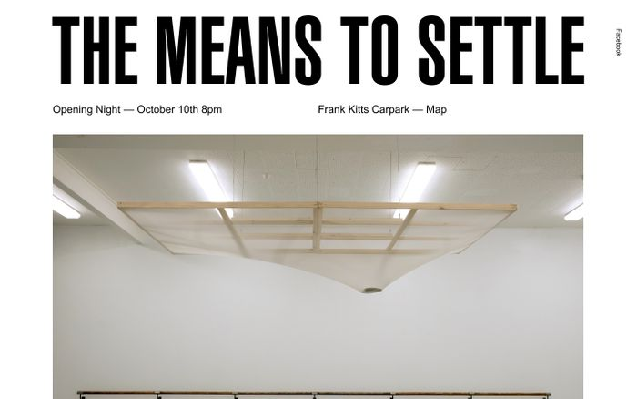 Screenshot of The Means To Settle