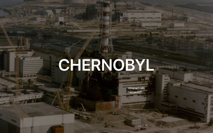 Screenshot of Chernobyl
