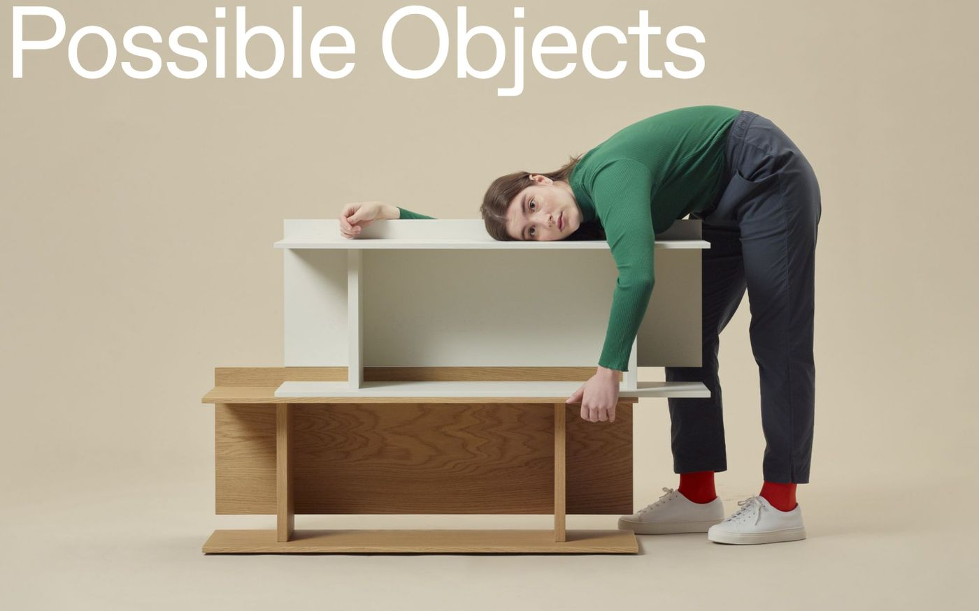 Screenshot of Possible Objects website