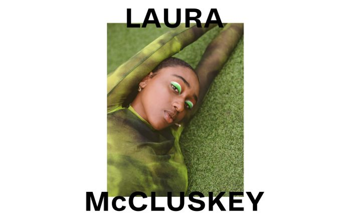 Screenshot of Laura McCluskey