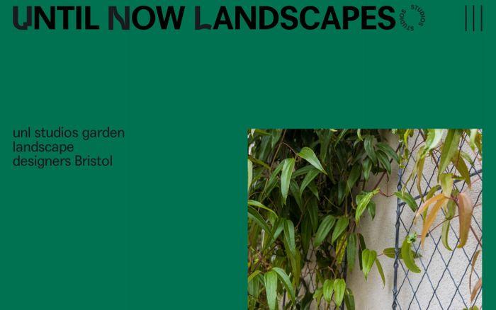 Screenshot of UNL Studios website