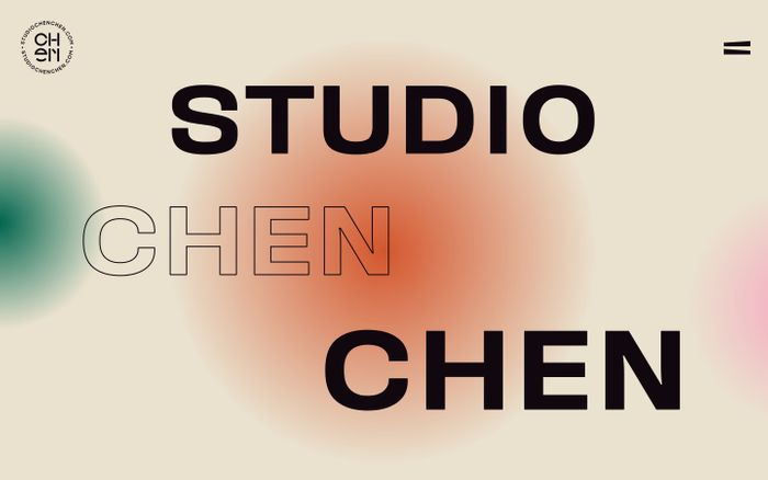Screenshot of Studio Chenchen