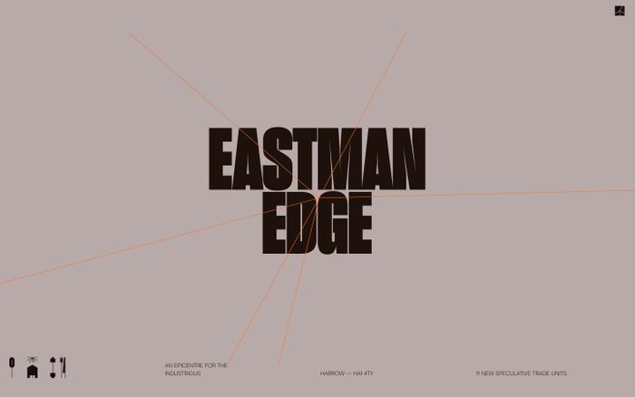 Screenshot of Eastman Edge