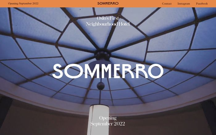 Screenshot of Sommerro