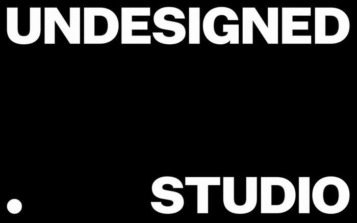Screenshot of Undesigned studio website