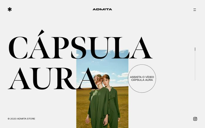 Screenshot of Admita - Cápsula Aura