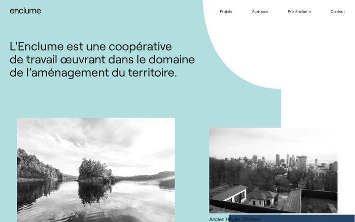 Screenshot of Enclume – enclume