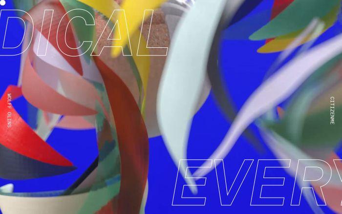 Screenshot of Radical Everything